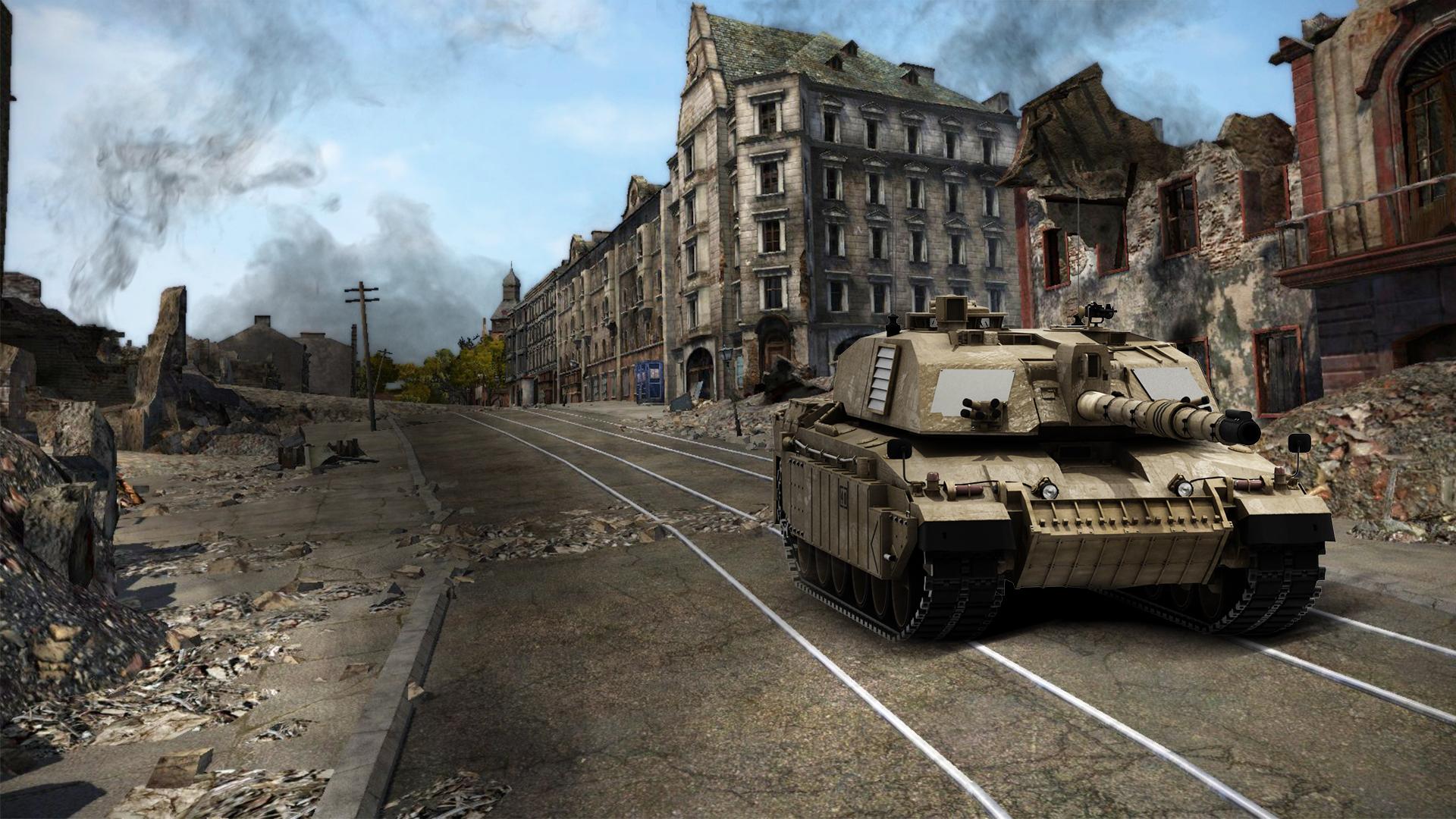 挑战者2 英国MBT 主力战斗坦克 Challenger-II-British-MBT-Main-Battle-Tank